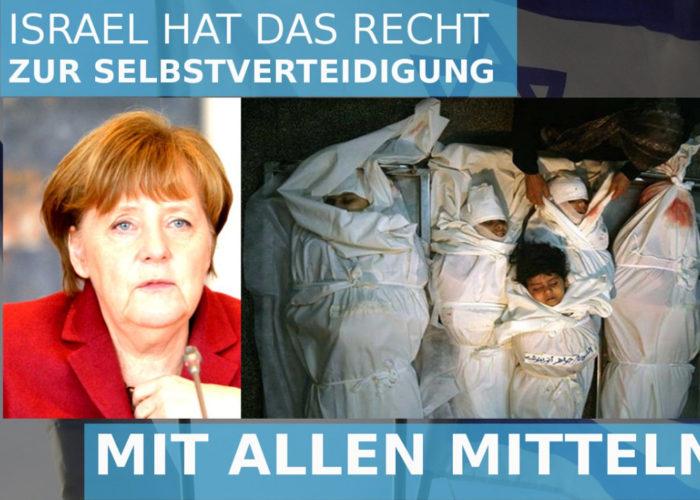 Israel-Weissbuch-Selbstverteidigung