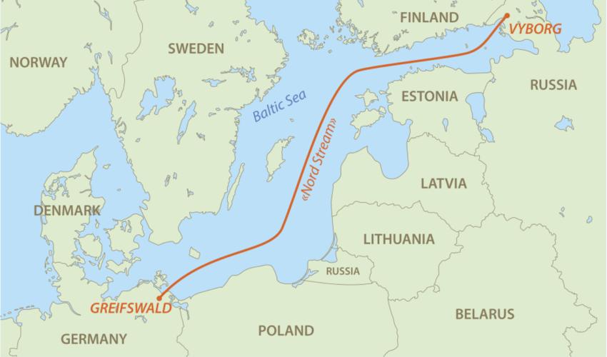 Nord Stream 2 Karte.Dissens Um Nord Stream 2 Kenfm De