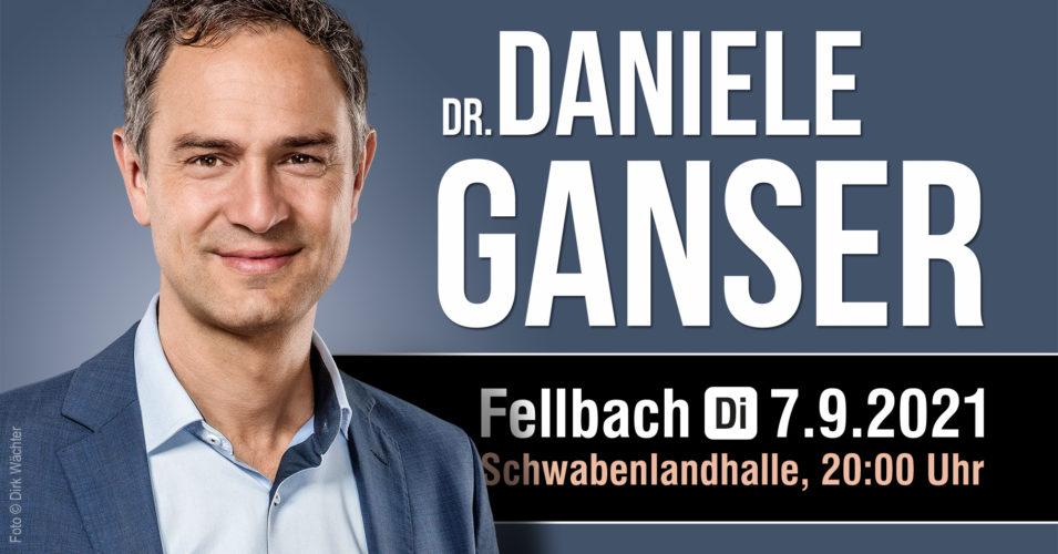 Daniele Ganser 2021