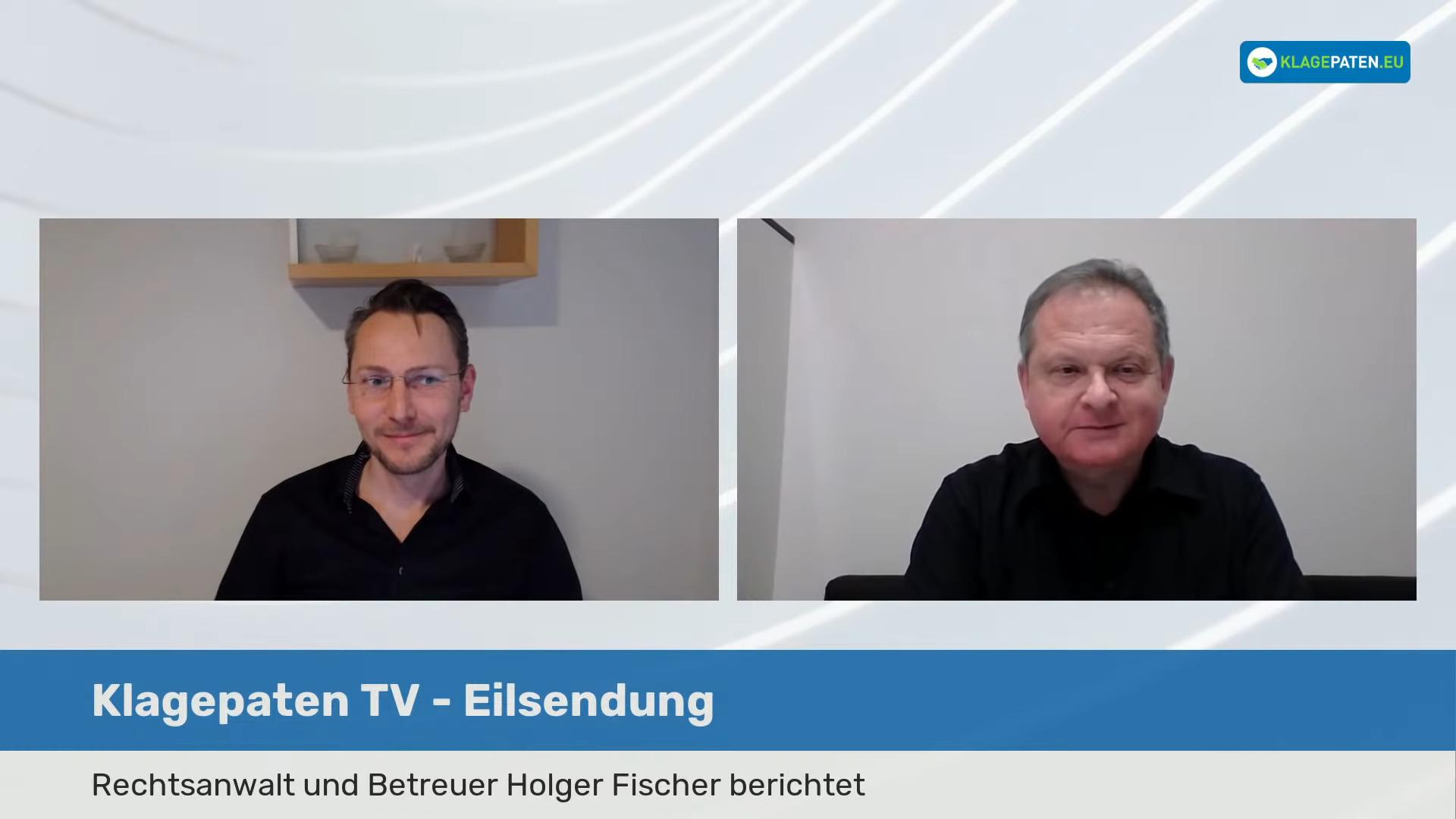 Klagepaten TV – Eilsendung LIVE! Werden Bewohner von Alten- und Pflegeheimen überrumpelt?