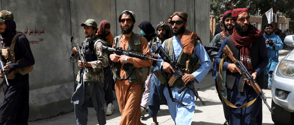 Taliban ohne Maske. Selbstmord-Attentäter unterwegs