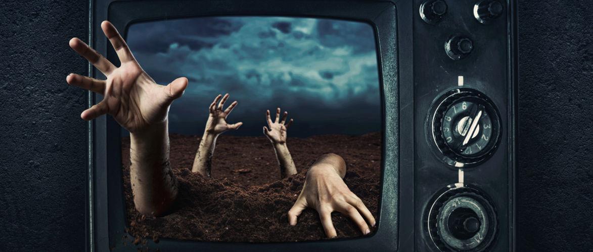 Zombies, die aus Medien springen | Von Marcus Klöckner